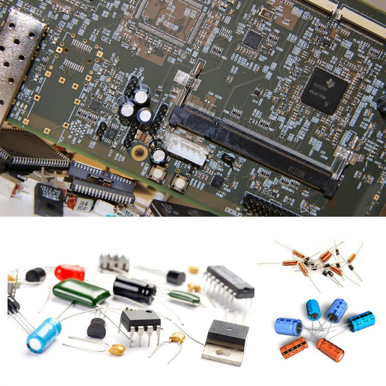 sell electronic components
