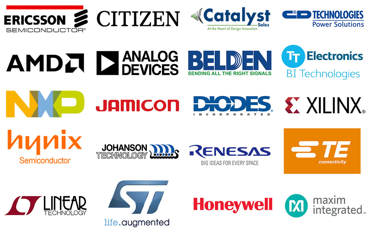 Electronic Component Manufacturers, Electronic Component Manufacturers