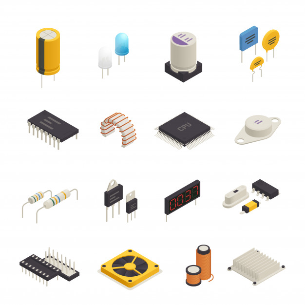 Component Types, Electronic Component Types